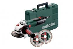 METABO Winkelschleifer W 9-125 Quick Set Koffer 600374510