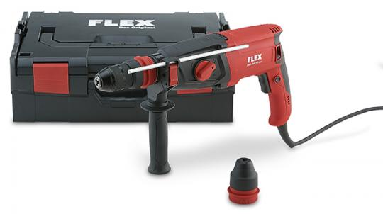 FLEX CHE 2-28 R SDS-plus Bohrhammer SET