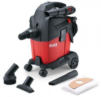 Flex VC 6 L MC Kompakt Sauger mit manueller Filterabreinigung