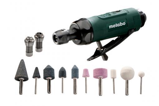 Metabo DG 25 Set - 604116500 - Druckluft-Geradschleifer