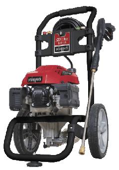 Scheppach 4-Takt Benzinmotor Hochdruckreiniger HCP2600