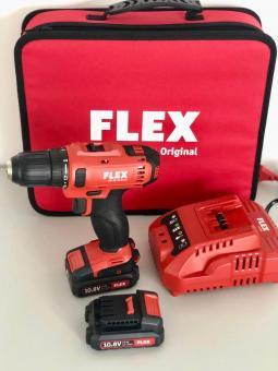 FLEX 10,8 Volt Akkuschrauber - DD2G 10,8-LD -  450561