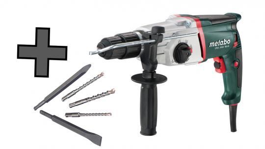 Metabo UHE 2450 Multi Set Bohrhammer im Koffer - 600696510