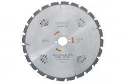 Kreissägeblatt HW/CT 450x30, 66 WZ 15ř 628021000