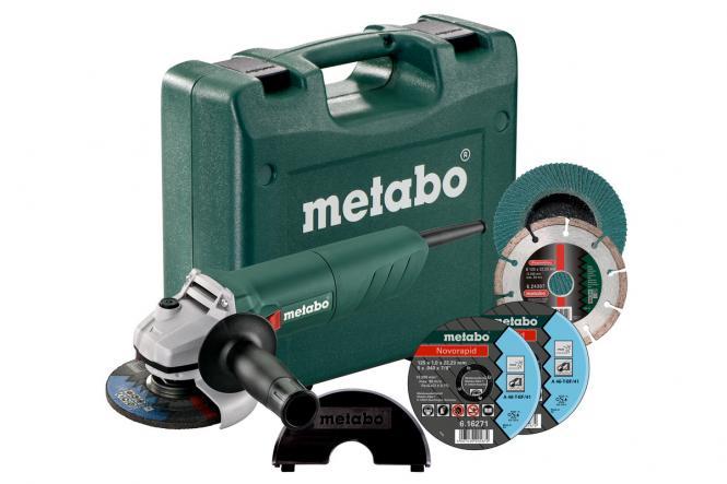 Metabo W 750-125 Winkelschleifer - 601231900